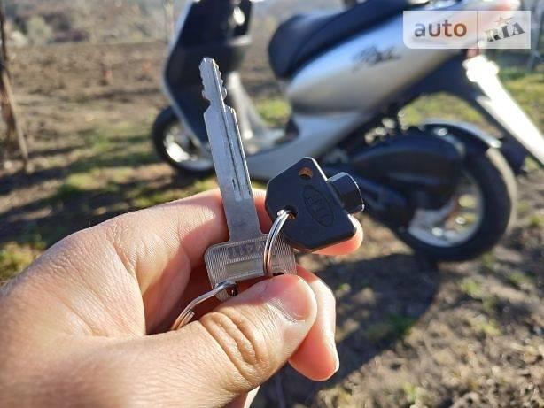 Honda Dio AF56/57/63