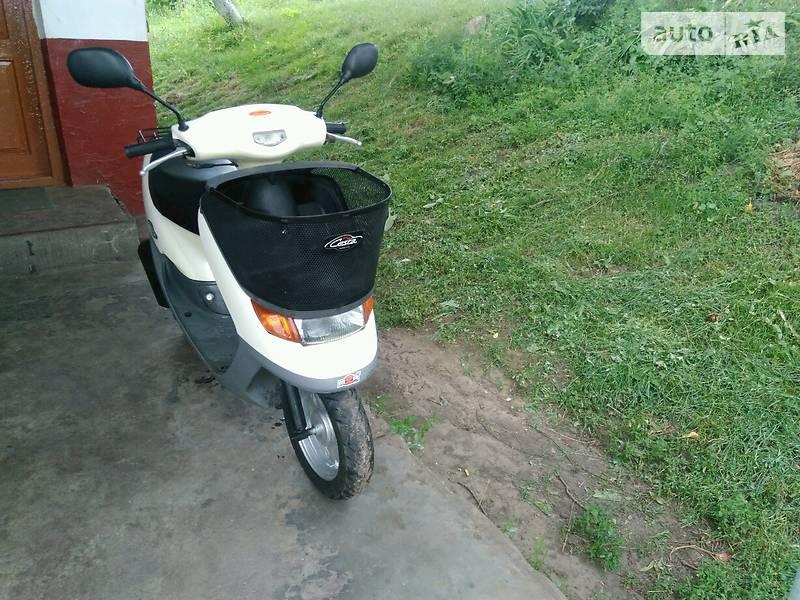 Honda Dio Deluxe 100