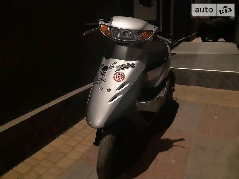 Honda Dio RS