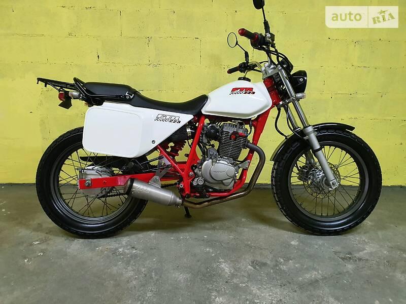 Honda FTR