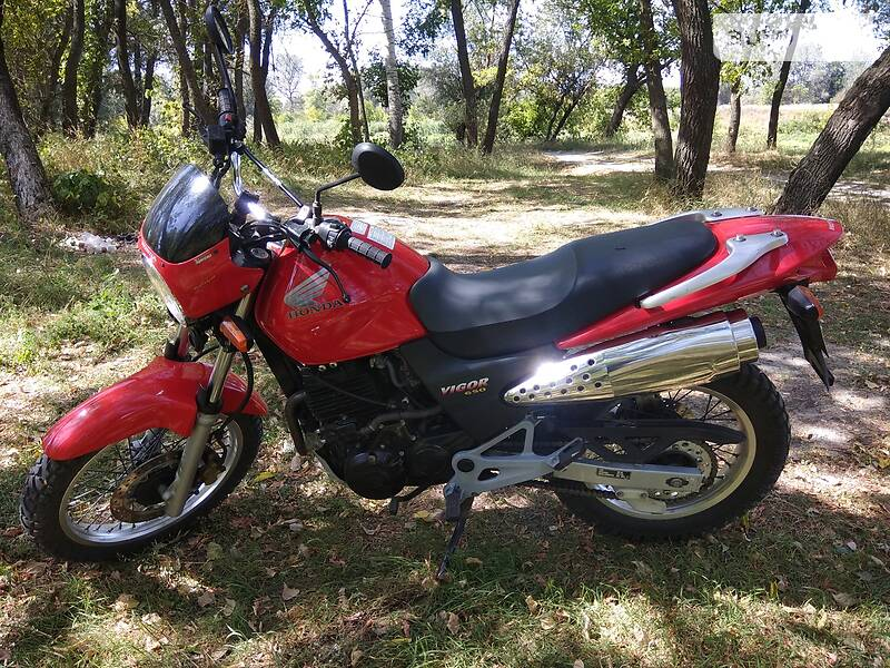 Honda FX 650