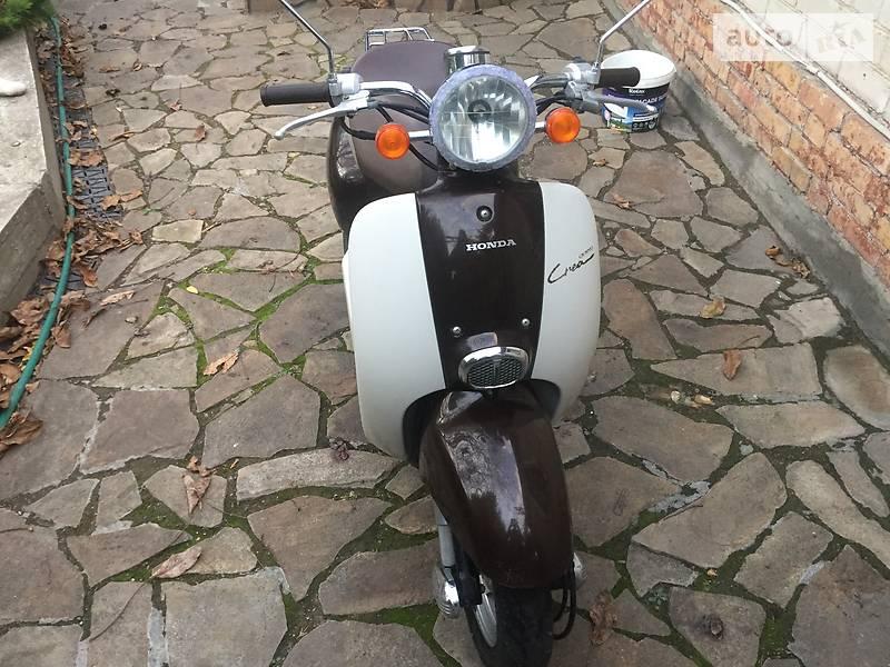 Скутер / Мотороллер Honda Giorno Crea