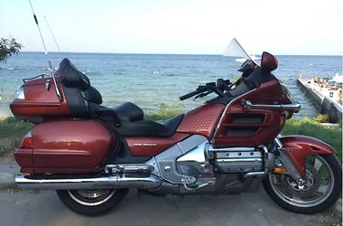 Honda Gold Wing 1800 ABS+NAVI 2007