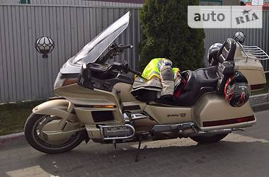 Honda Gold Wing Interstate 1990