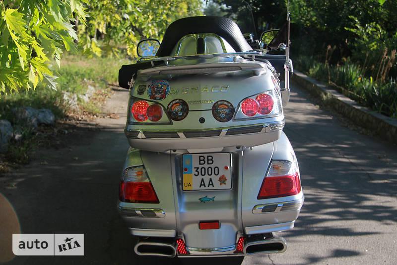 Не указан Хонда Голд Винг, объемом двигателя 0 л и пробегом 60 тыс. км за 25000 $, фото 1