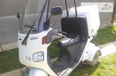 Honda Gyro Canopy  2005