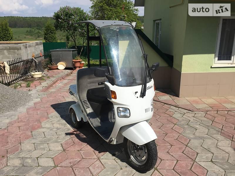 Скутер / Мотороллер Honda Gyro Canopy