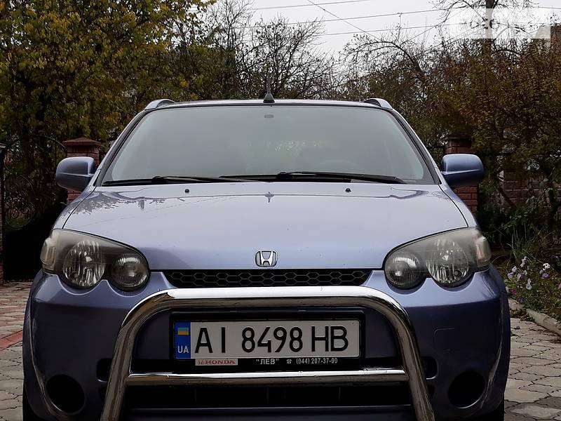 Хэтчбек Honda HR-V