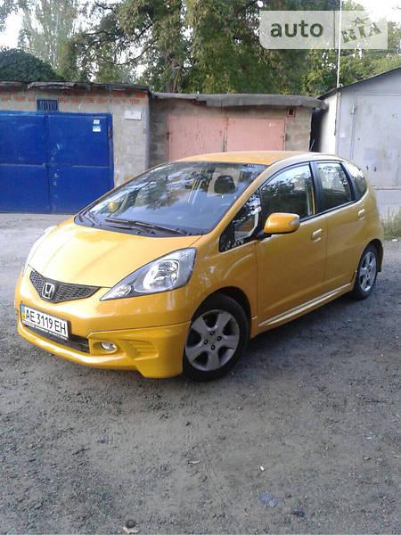 Honda Jazz 2010 року