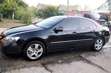Honda Legend official 2006