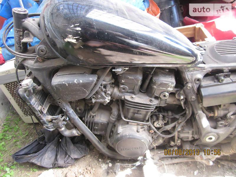 Honda Magna