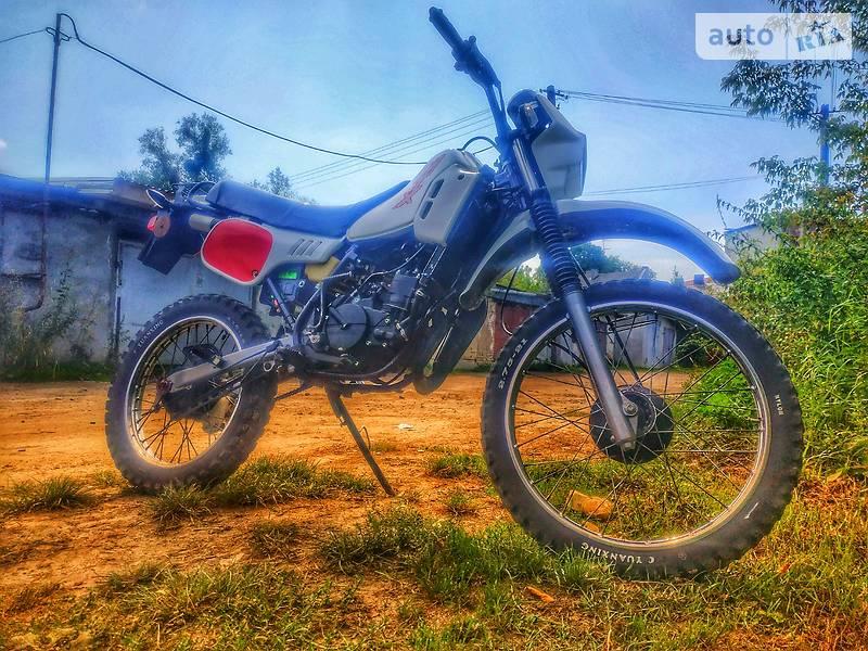 Мотоцикл Внедорожный (Enduro) Honda MTX