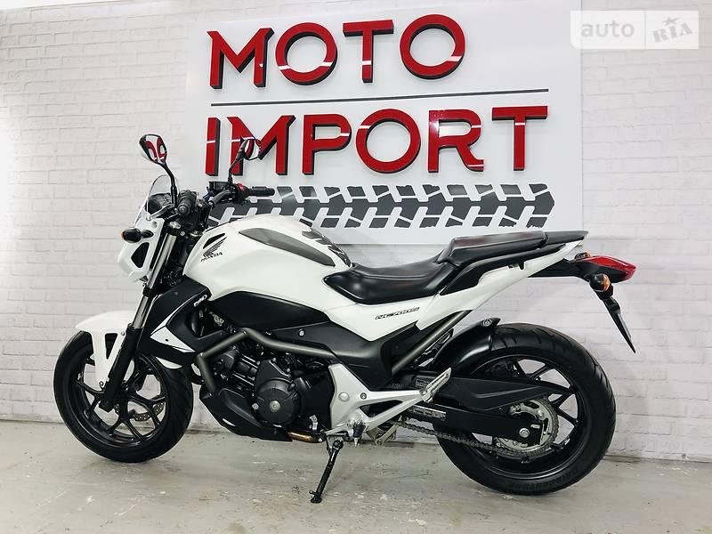 Honda NC 700S