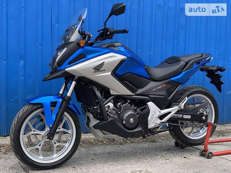 Мотоцикл Внедорожный (Enduro) Honda NC 750XD