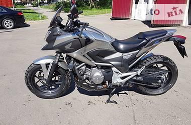 Honda NC 700X 2012