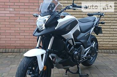 Honda NC 750 XAE 2014
