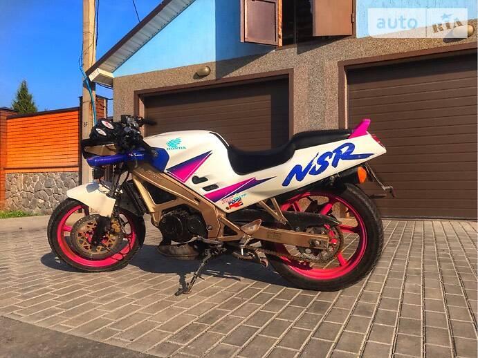 Скутер / Мотороллер Honda NSR