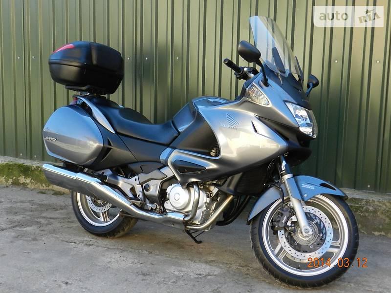 Honda NTV 2006 года