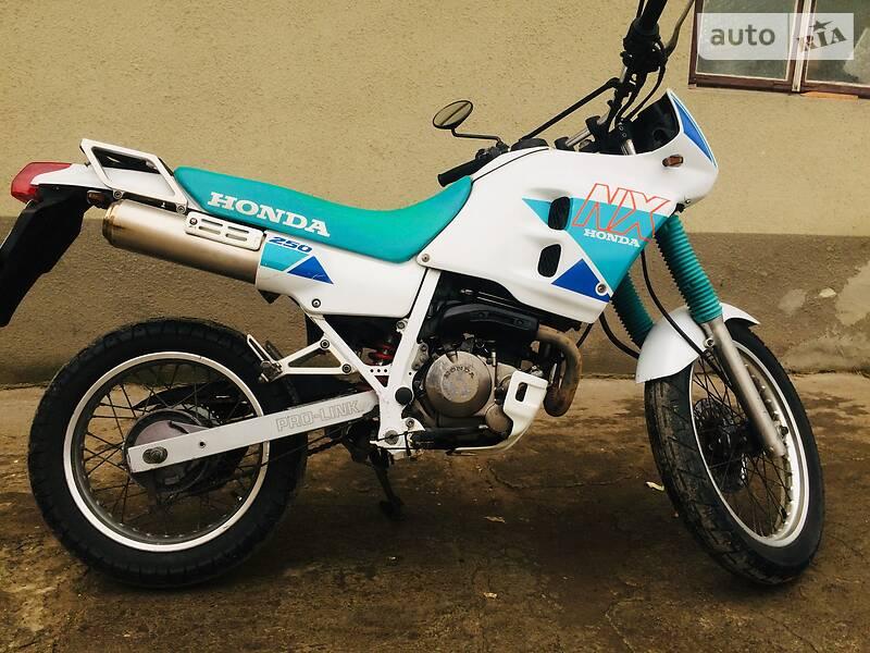 Honda NX