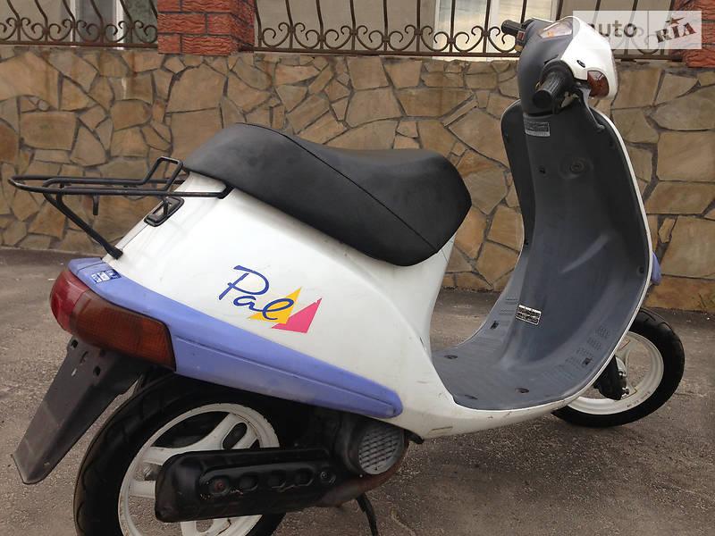 Honda Pal