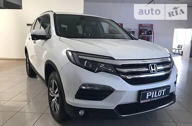 Honda Pilot Premium 2016