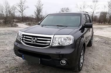 Honda Pilot Executive  2013