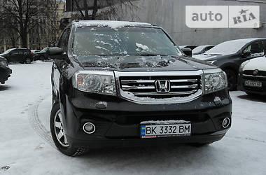 Honda Pilot Executive 2012