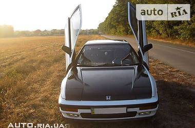 Honda Prelude 4ws 1989