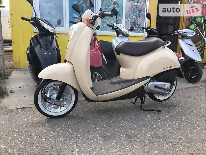 Скутер / Мотороллер Honda Scoopy