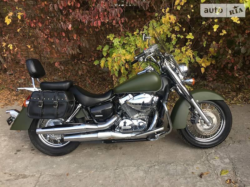 Мотоцикл Классик Honda Shadow 750