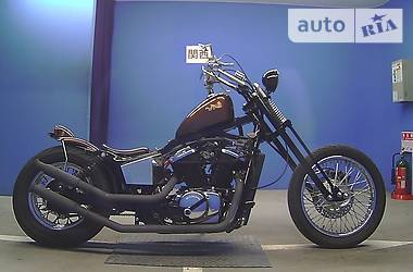 Honda Shadow 400 Japan Custom 2004
