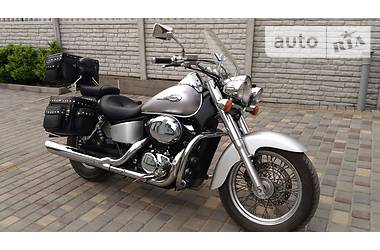 Honda Shadow VT-750 2001