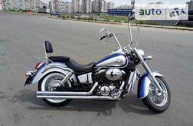 Honda Shadow 750cc 2003