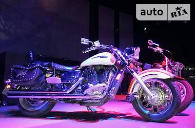 Honda Shadow Vt1100 C3 Aero 1998