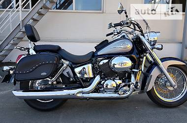 Honda Shadow ACE Deluxe 750 2003