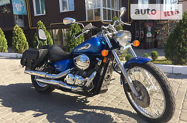 Honda Shadow Spirit 2008