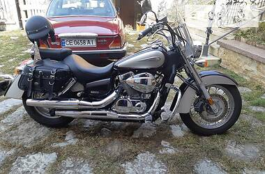 Honda Shadow  2012