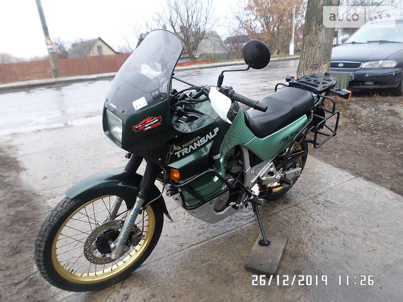 Мотоцикл Внедорожный (Enduro) Honda TA