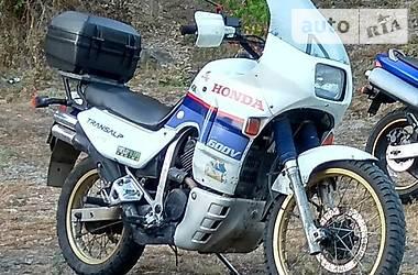 Honda Transalp  1987