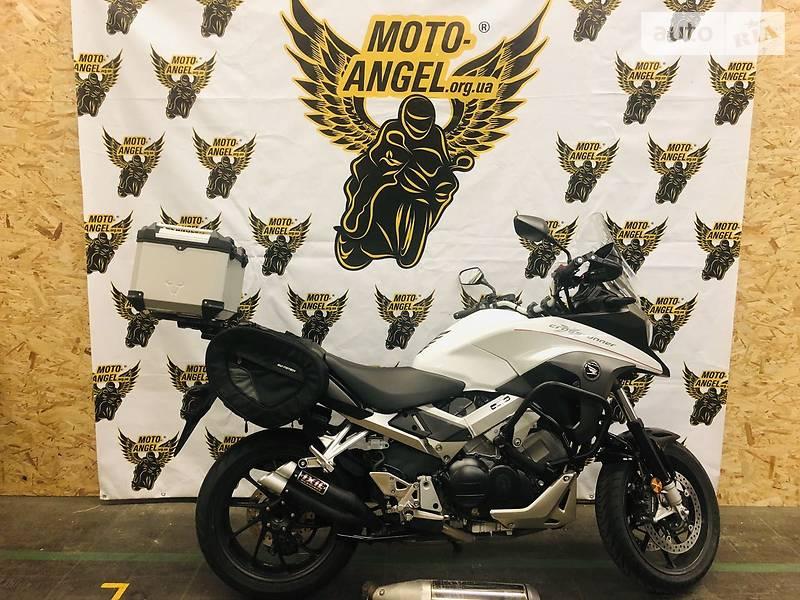 Мотоцикл Внедорожный (Enduro) Honda VFR 800