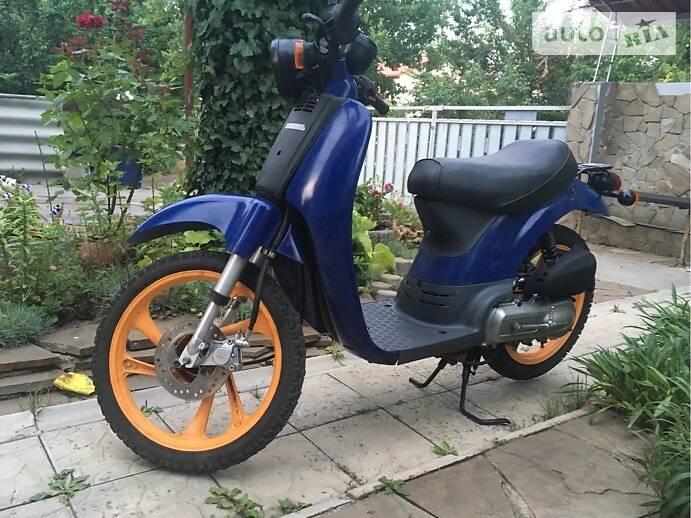 Скутер / Мотороллер Honda Via