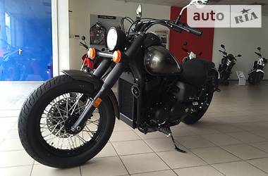Honda VT Shadow Black Spirit 2015
