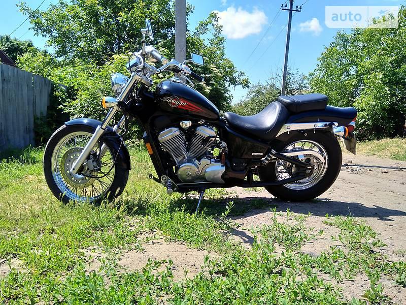 Мотоцикл Классик Honda VT
