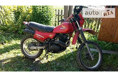 Honda XL 550 1990