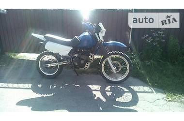 Honda XL xl 600 rm 1986