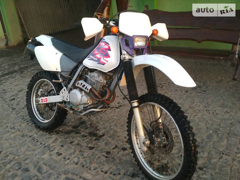Honda XR 250R