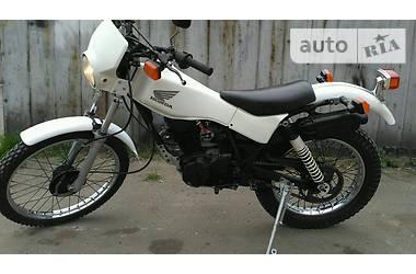Honda XR  1989