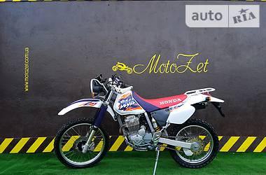 Honda XR BAJA 250 1996