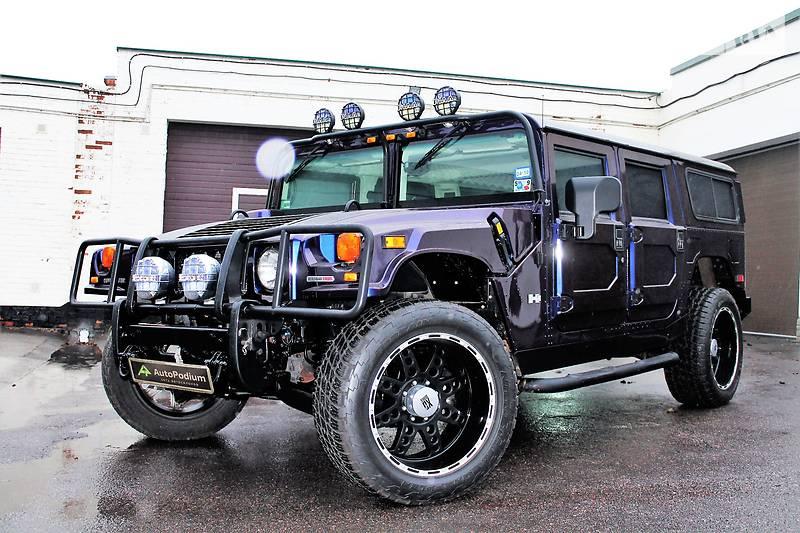 Hummer H1 2006 року
