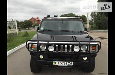 Hummer H2 6.0i 2003